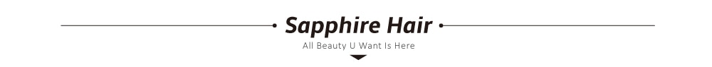 Sapphire Straight Glueless Full Lace Human Hair Wigs 150 Density Lace Front Human Hair Wig 360 Lace Frontal Wig With Baby Hair