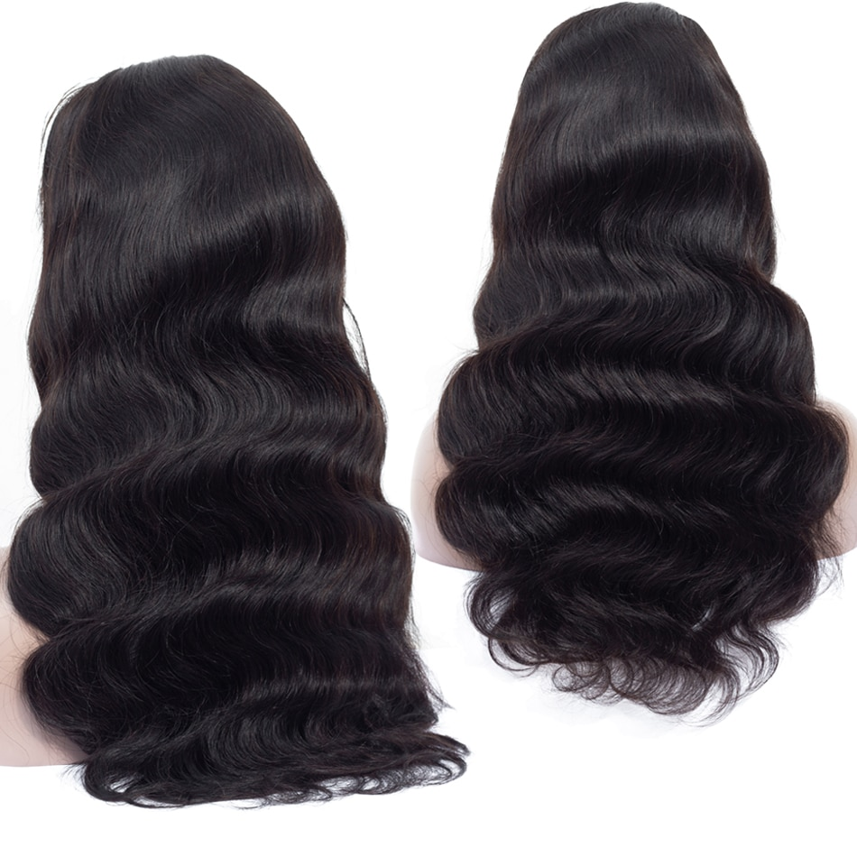 Ashimary 4x4/6x6 Lace Closure Wig Human Hair Brazilian Body Wave Lace Wigs for Black Women 13X4/13X6 Lace Front Human Hair Wigs